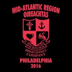 Heritage Dance Company Philadelphia Oireachras Spiritwear Sale