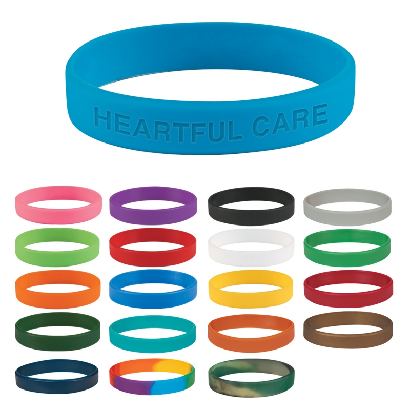 Custom Rubber Bracelets