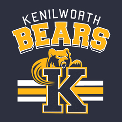 Kenilworth Bears Football Fall 2017