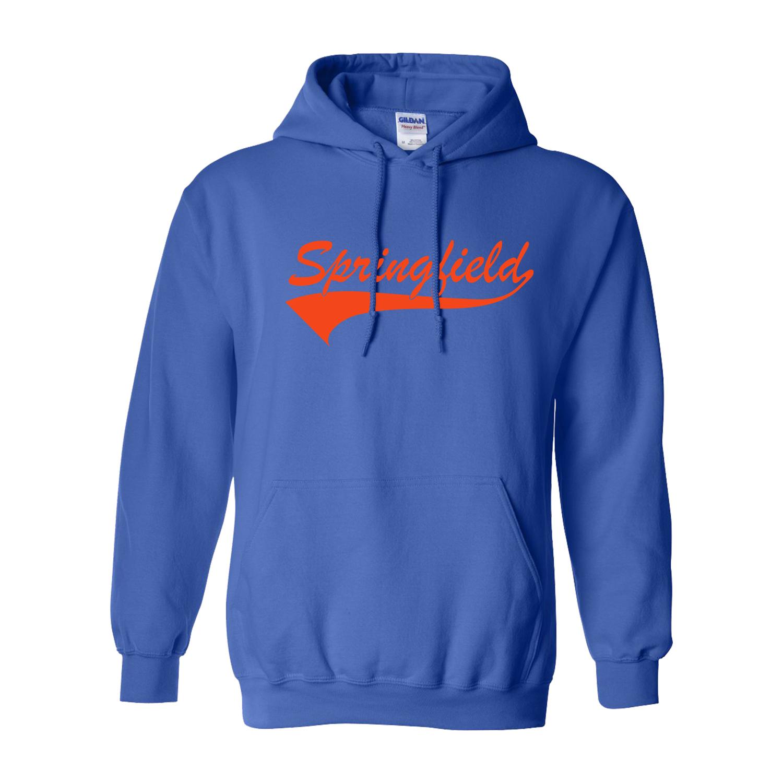 springfield hoodie
