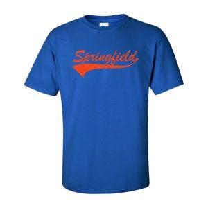 springfield tee