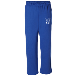 WT_Royal Open Bottom Sweatpants