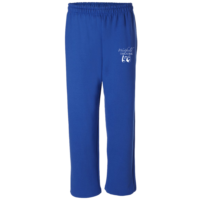 WT_Royal Open Bottom Sweatpants