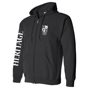 Heritage Dance Full Zip sweatshirt
