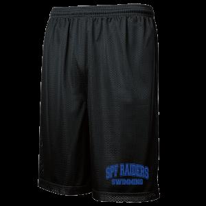 SPF Swimming Mesh Shorts