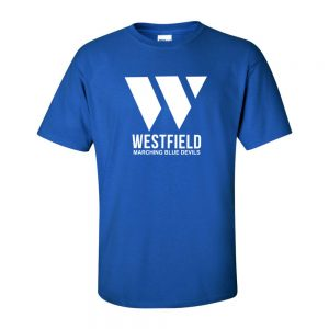 Westfield Marching Band Short Sleeve Tee