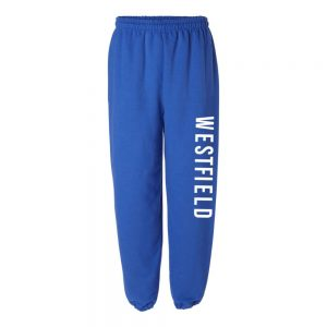 Westfield Marching Band Closed Bottom Sweatpants