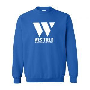 Westfield Marching Band Crewneck Sweatshirt