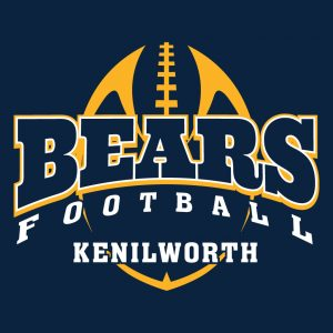Kenilworth Football Fall 2019