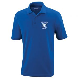 Westfield Choir Short Sleeve Wicking Polo