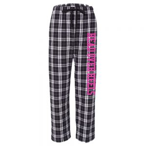 Head Over Heels Gymnastics Flannel Lounge Pants