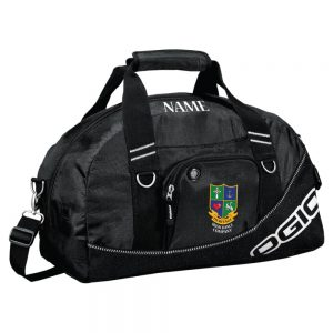 Heritage Dance Embroidered Duffel Bag