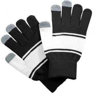 Heritage Dance B&W Gloves