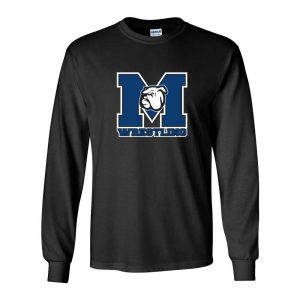 Metuchen Wrestling Long Sleeve Tee