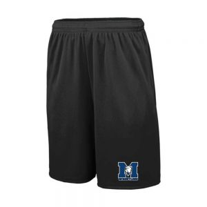 Metuchen Wrestling Moisture Wicking Shorts
