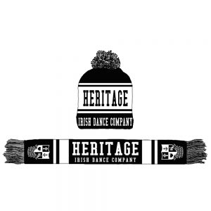 Heritage Dance Hat and Scarf Bundle
