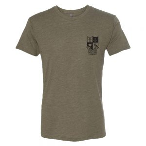Heritage Dance Short Sleeve Tri-blend Tee