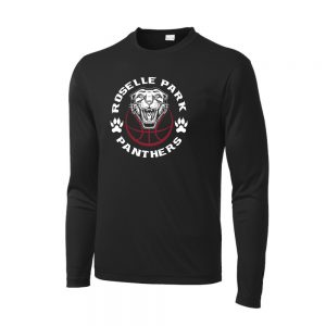 R.P. Rec BB Wicking Long Sleeve Tee