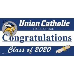 Union Catholic HS Graduation 2020 Lawn Signs