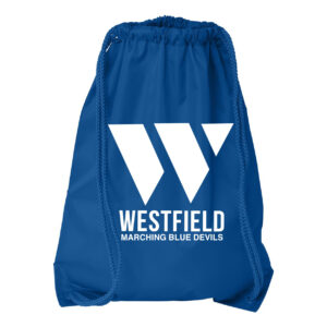 Westfield Marching Band Drawstring Bag