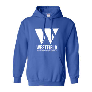 Westfield Marching Band Pullover Hoodie