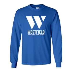 Westfield Marching Band Long Sleeve Tee
