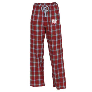 Aldene School Flannel Lounge Pants