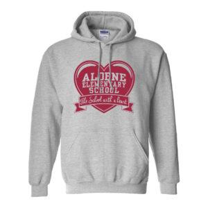 Aldene School Pullover Hoodie