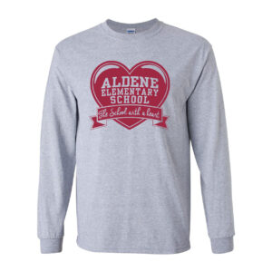 Aldene School Long Sleeve Tee