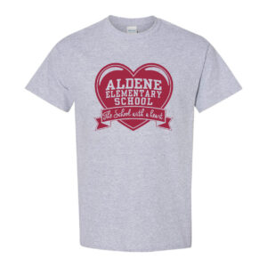 Aldene School Short Sleeve Tee