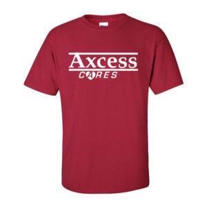 Axcess Cares T-Shirt