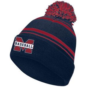 Mendham Baseball Knit Beanie