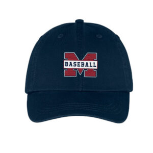Mendham Baseball Dad Hat