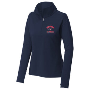 Mendham Baseball Ladies Quarter Zip