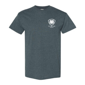 PS/MS 206 Short Sleeve Tee – Dark Heather