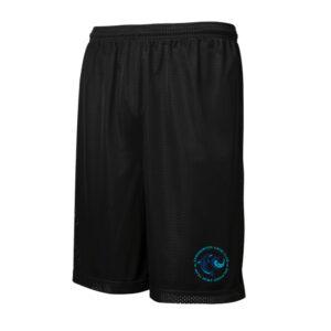 Springwood Swim Club Mesh Moisture Wicking Shorts